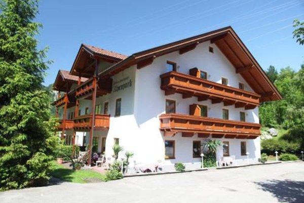 Aparthotel Alpenpark - фото 22