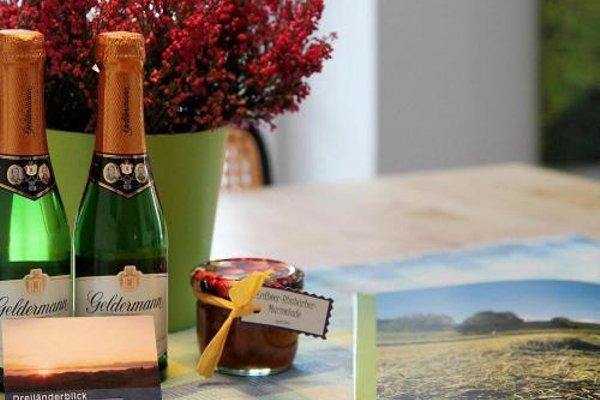 Dreilanderblick Ferienappartements - фото 4