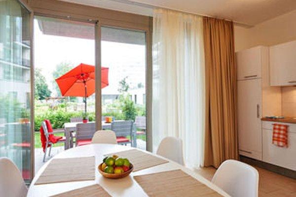 Flottwell Berlin Hotel & Residenz am Park - фото 14