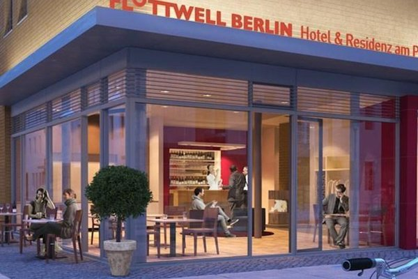 Flottwell Berlin Hotel & Residenz am Park - фото 15