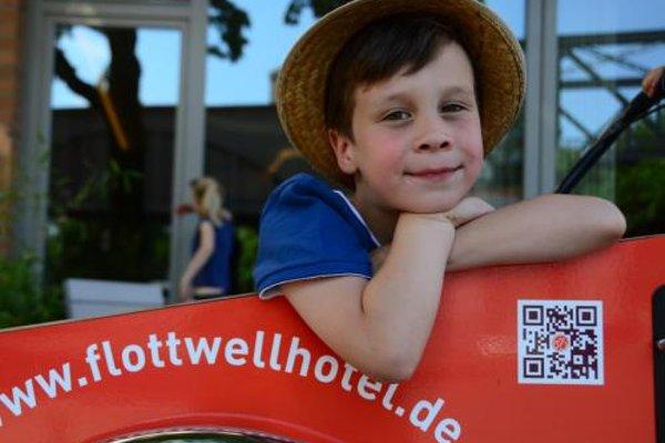 Flottwell Berlin Hotel & Residenz am Park - фото 19
