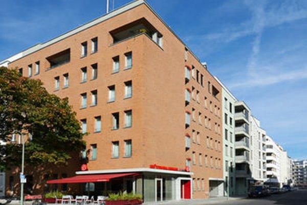 Flottwell Berlin Hotel & Residenz am Park - фото 21