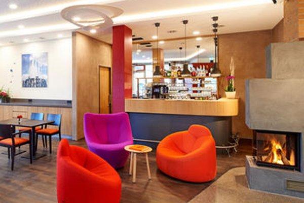 Flottwell Berlin Hotel & Residenz am Park - фото 5