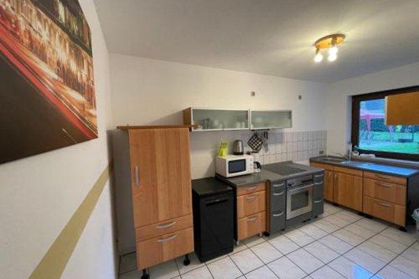 Apartment Ferienapartments Adenau.1 - 12