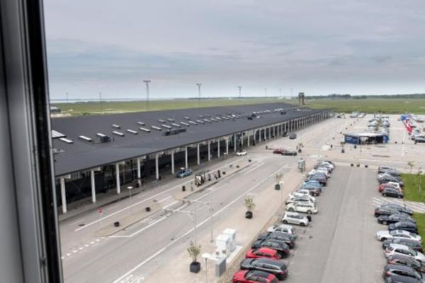 Aalborg Airport Hotel - фото 20