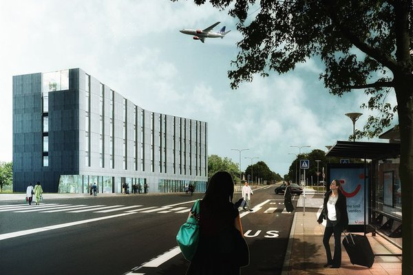Aalborg Airport Hotel - фото 22