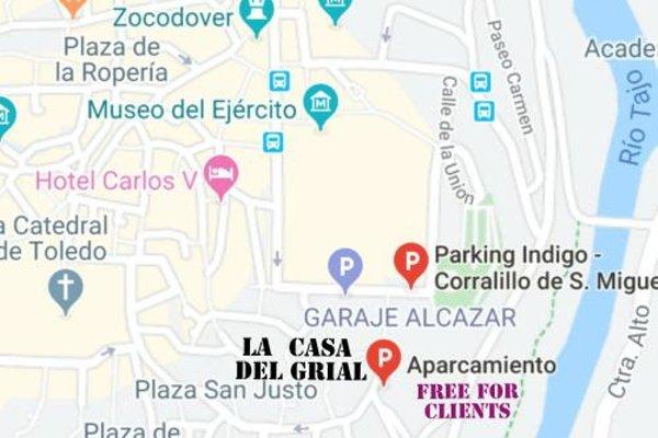 Apartamentos La Casa Del Grial - фото 12