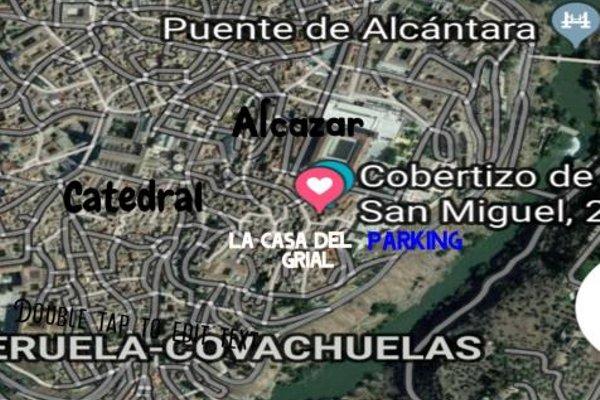 Apartamentos La Casa Del Grial - фото 13