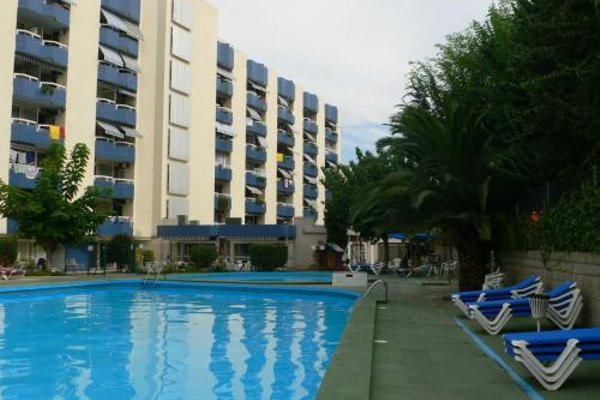 Apartamentos Alboran-Arysal - фото 14