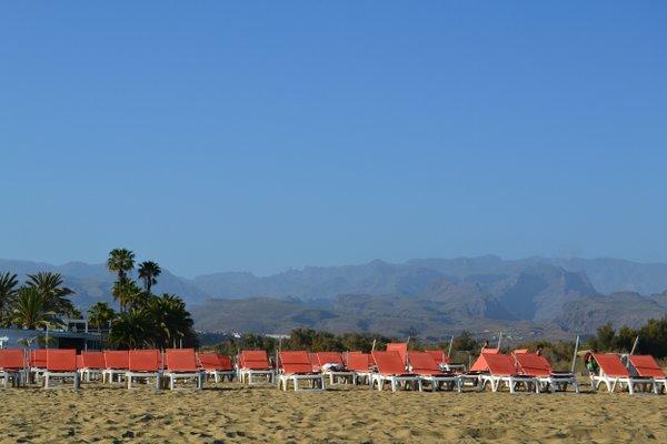 Apartamento Playa Del Ingles Plaing06 - фото 23