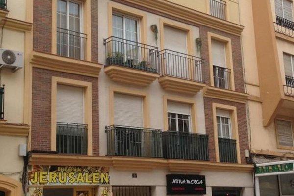 Apartamentos Pinar Malaga Ciudad - фото 43