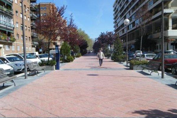 Madrid Studio Apartments - фото 21