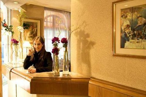 Hotel Renoir Montparnasse - 16