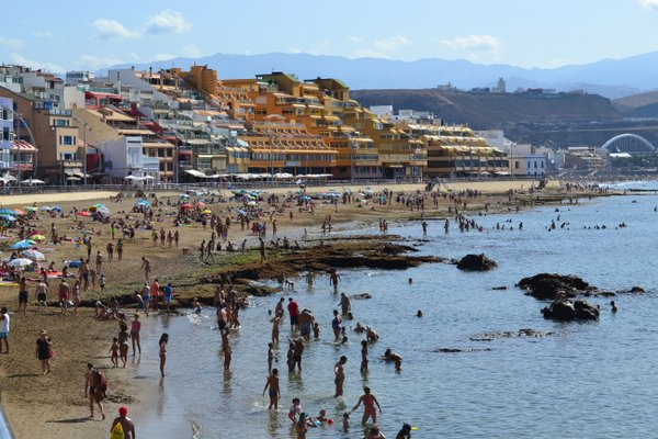 Апартаменты «Playa de Las Canteras Lascan01» - 3