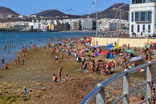 Apartamento Playa de Las Canteras Lascan01 - фото 5