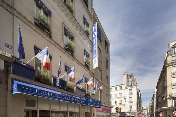Hotel Du Plat d'Etain - фото 6