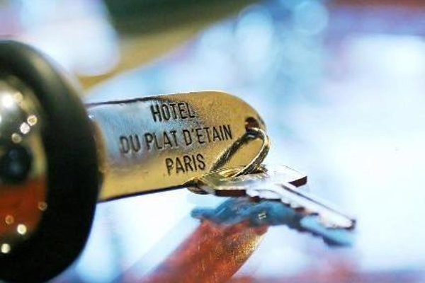 Hotel Du Plat d'Etain - 21