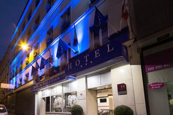 Hotel Du Plat d'Etain - 23