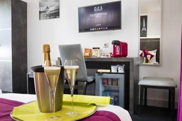 Hotel Du Plat d'Etain - фото 5