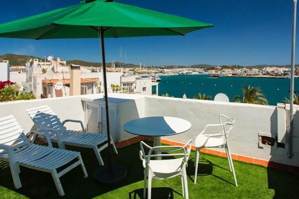 Exclusive Ibiza Old Town Apartment - фото 32