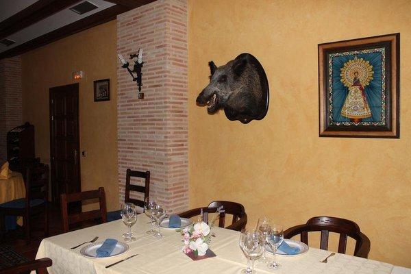 Hotel Venta La Pintada - фото 12