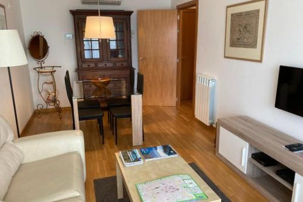 Apartaments Centre Figueres - фото 13