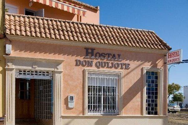 Hostal Don Quijote - фото 17