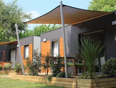 Guesthouse Camping Globo Rojo