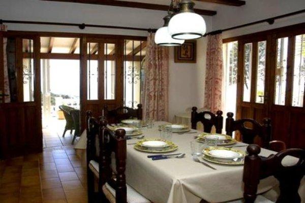 Villa Garrofer - фото 11