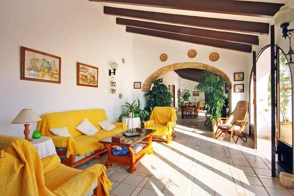 Abahana Villa San Jaime - фото 42