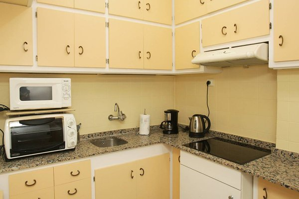 Apartment Mercat St.Antoni - 4