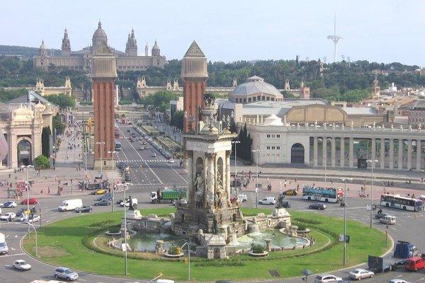 Centric Aparment Plaza Espana - фото 9