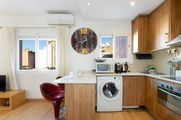 Cute Urban Apartment - 15
