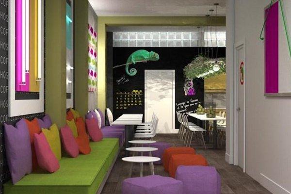 Chameleon Hostel Alicante - фото 7
