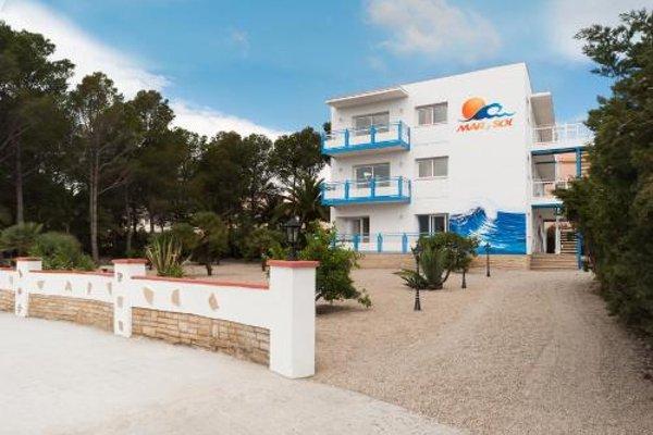 Apartamentos Mar y Sol - фото 8