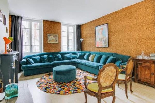 Hotel du Jeu de Paume - фото 9