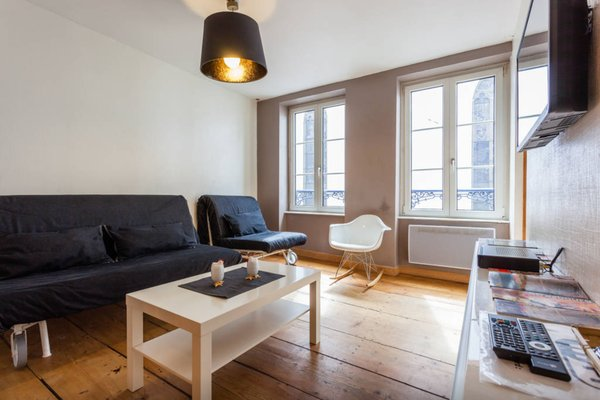 Charmant appartement sur les quais de Strasbourg - фото 15