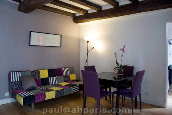 Gobelins One Bedroom Apartment (390) - 19