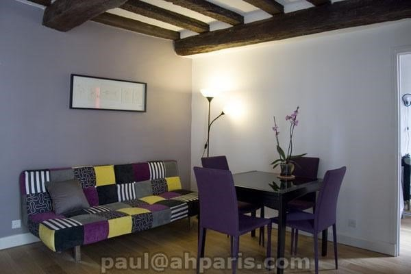 Gobelins One Bedroom Apartment (390) - 13