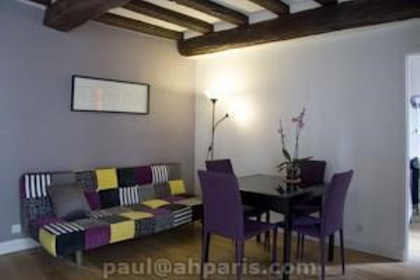 Gobelins One Bedroom Apartment (390) - 14