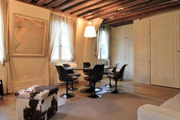 Appartement Duplex Louvre - фото 4