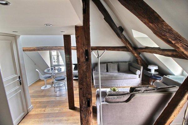 Appartement Duplex Louvre - фото 5