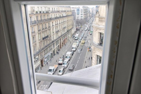 Appartement Duplex Louvre - фото 8