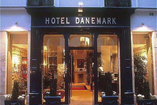 Hotel Danemark - фото 21