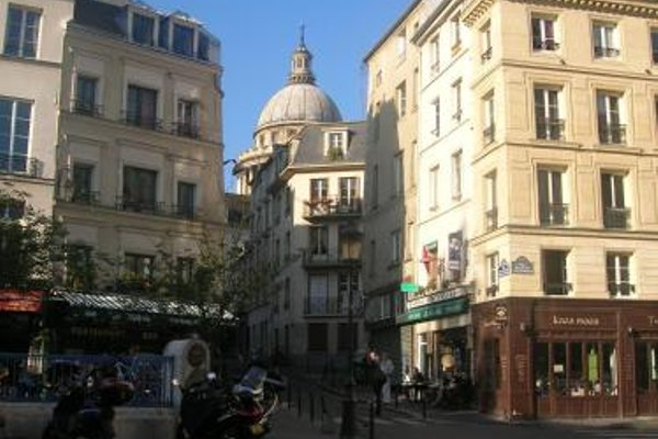 Charm and comfort in the Quartier Latin - фото 7