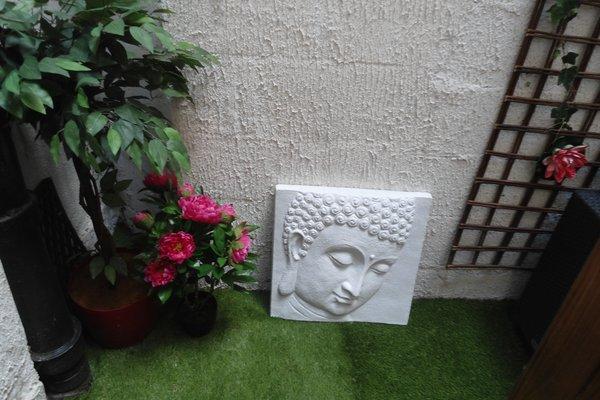 Appart Jardin en Ville Coeur de Nantes - фото 11
