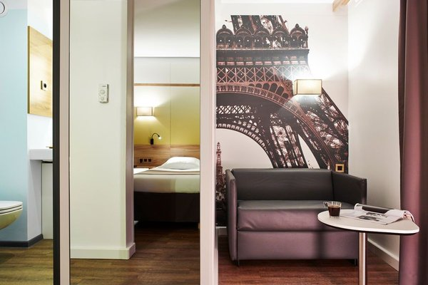 Median Paris Porte de Versailles - фото 3