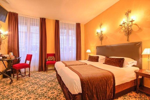 Hotel Des Deux Continents - фото 7