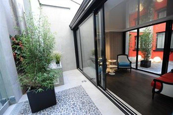 Hotel Du Vieux Saule - фото 13