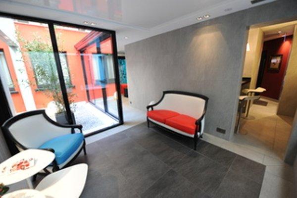 Hotel Du Vieux Saule - фото 19